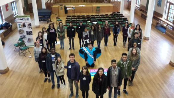 Youth Leadership Programme CAFOD Portsmouth Feb 2015