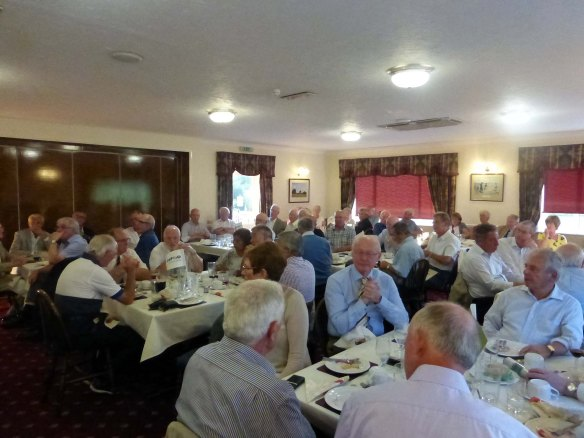 Golf Day Diners August 2015