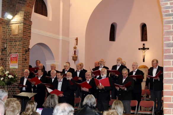 Christmas Concert at St Saviour November 2015