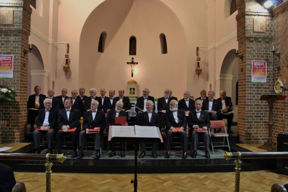Christmas Concert at St Savoiur's 2015