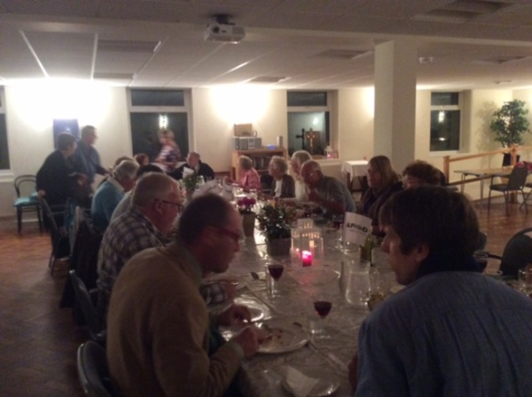 Shared Supper Our Lady Immaculate Westbourne