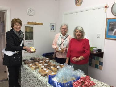 Cake Sale Boscombe Dec 2015