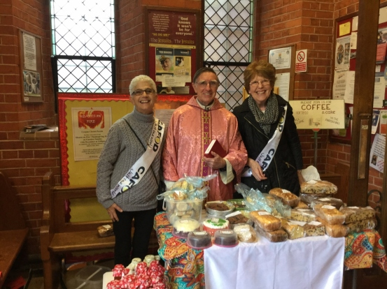 Cake Sale Boscombe Dec 2015b