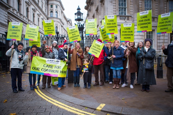 People's Climate March Outside Number 10 (1280x853)