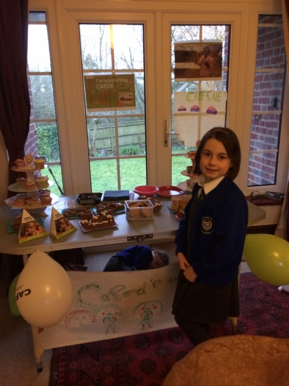 Fab cake sale in Andover Feb 2016