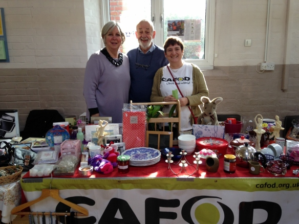 Table top sale in aid of Refugee Crisis Appeal Emsworth