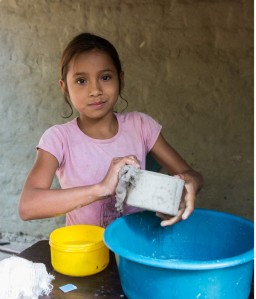 Mayling from Nicaragua