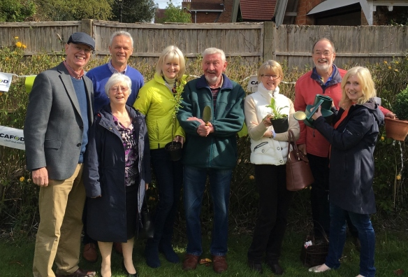 Plant Sale in Lyndhurst May 2016