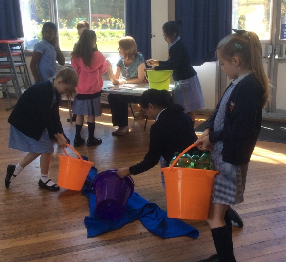 St Bede's primary Life Without Taps May 2016a