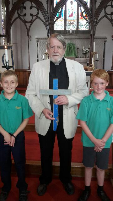 St Amand's primary Leavers Mass July 2016
