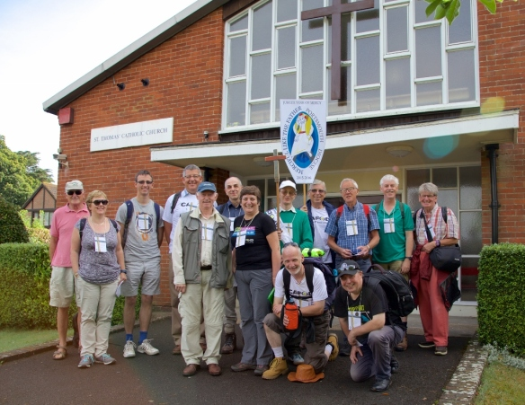 Year of Mercy Pilgrimage to Portsmouth Cathedral