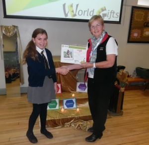 St Thomas More's Catholic Primary World Gifts Assembly Nov 2016