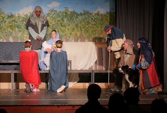 Peace on Earth West Wight Christian Drama Group December 2016