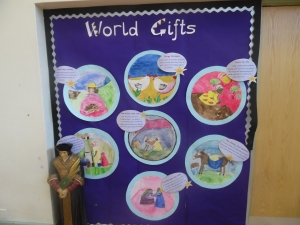 World Gifts Display