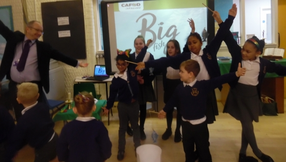 How big? St Peter's Primary