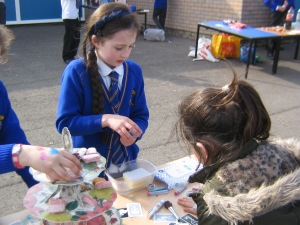 Buying and selling at St Mary's