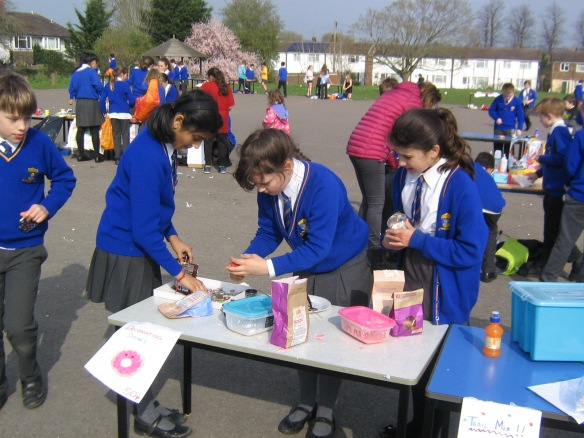 St Mary's Bring & Buy Sale