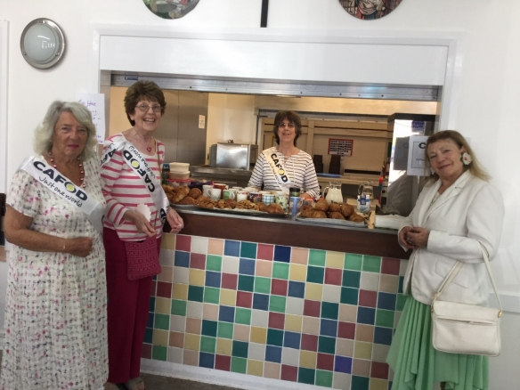 Boscombe Bakers keep on baking!