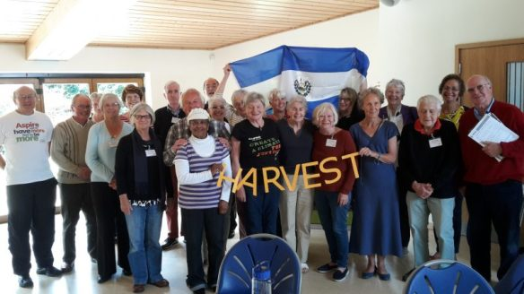 Harvest briefing in Christchurch