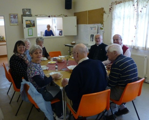 St Thomas of Canterbury soup lunch
