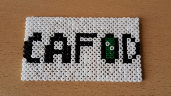 Gift made by a pupil