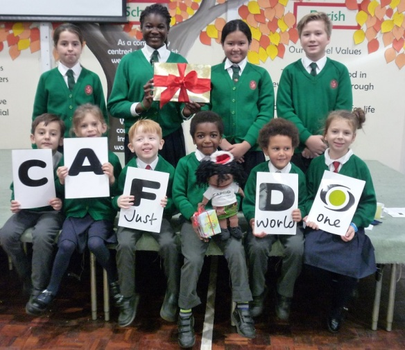 English Martyrs Primary World Gifts Assembly