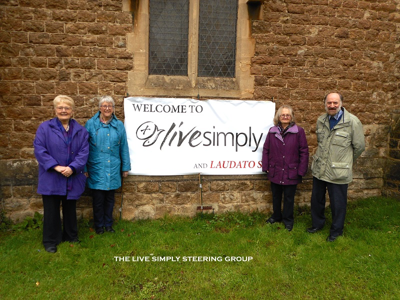 livesimply steering group