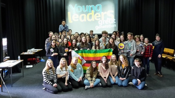 Young Leaders from Portsmouth and Arundel & Brighton