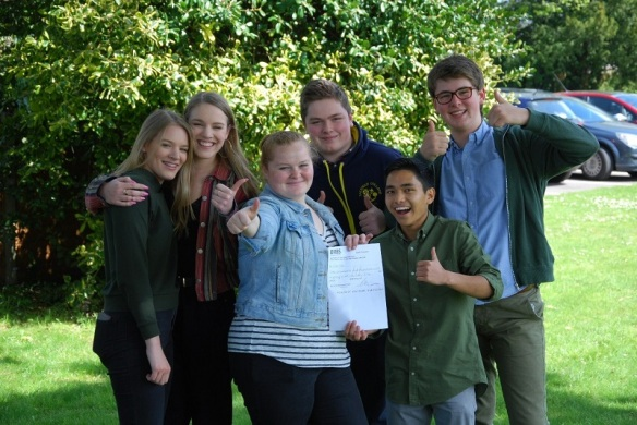 Young Leaders from Salesian College