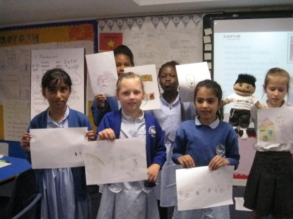 St Swithun's Primary Pictures of their Special Places